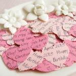 1000 x Personalised Pink Co..