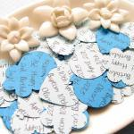 100 X Personalised Blue Co..
